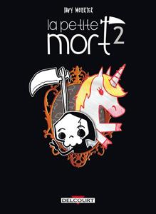 La petite mort - le secret de la licorne-sirene tome 2 Davy Mourier